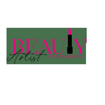 Beauty Artist International - Logo