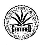 International Aloe Science Council IASC aloe vera